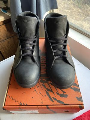 Men's Size 10 Worx By Red Wing Shoes Light Duty Work Boots for Sale in Lakeside, CA