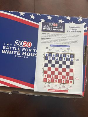 Chess set 2020 for Sale in Columbus, OH