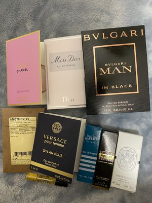 Perfume Samples (9) for Sale in Overland Park, KS