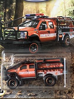 Hot Wheels Matchbox Ford F350 for Sale in San Dimas,  CA
