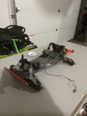Traxxas rustler 2x4 for Sale in Vancouver, WA