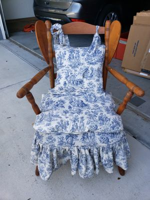 Antique maple chair for Sale in Venice, FL
