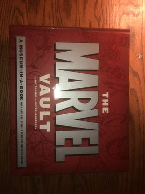 The Marvel Vault by Roy Thomas and Peter Sanderson for Sale in Greenville, NC