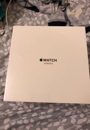 Apple Watch S3 for Sale in Bellaire, TX