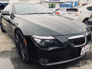 2010 BMW 650i w/ 80k miles for Sale in Whittier, CA