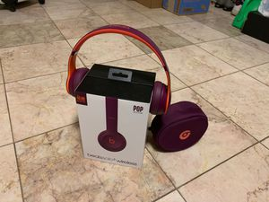 Beats solo 3 wireless for Sale in Kenilworth, NJ