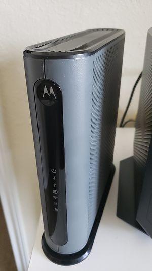 Motorola Modem/Router for Sale in Spring, TX