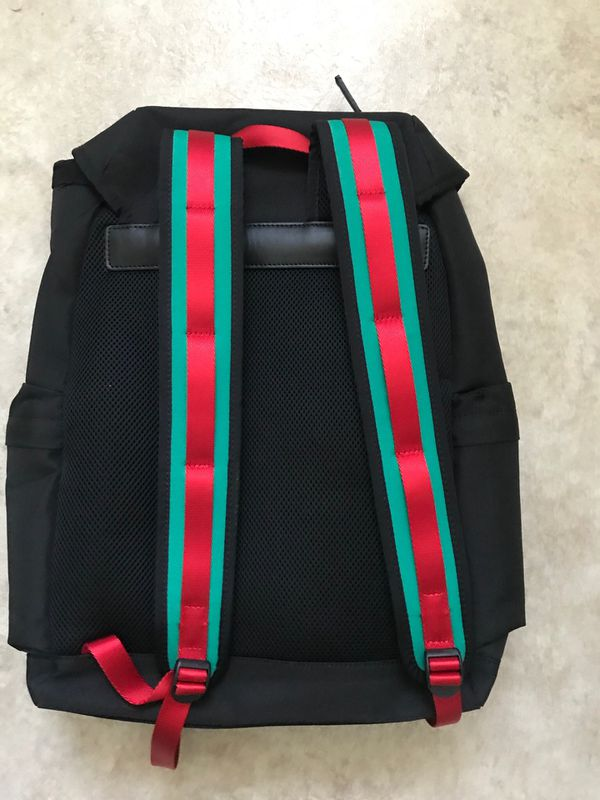 8fadcaca796 Gucci tech backpack supreme tiger Louis Vuitton Prada snake. Los Angeles ...