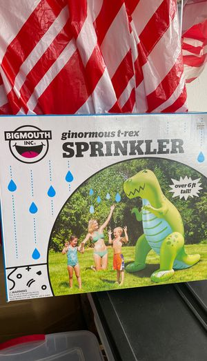 TRex sprinkler for Sale in Tamarac, FL
