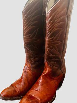 Dan Post Vintage Women's Cowboy Boots for Sale in Round Rock,  TX