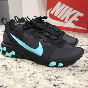 🆕 BRAND NEW Nike React Element Shoes for Sale in Dallas, TX