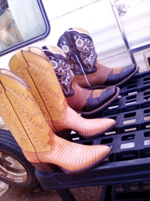 """Great Western Boot """"s for Sale in Fresno, CA"""