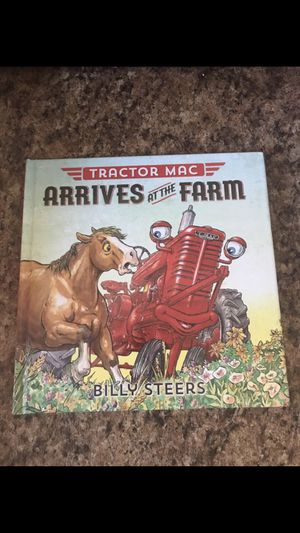 Tractor Mac arrives at the farm book for Sale in Fontana, CA