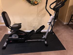 Pro-Form Hybrid Trainer Elliptical - Model PFEL03812.2 for Sale in Alexandria, VA