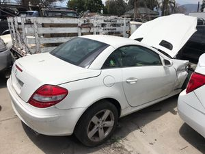 2007 Mercedes SLK 280 Parting Out for Sale in Fontana, CA