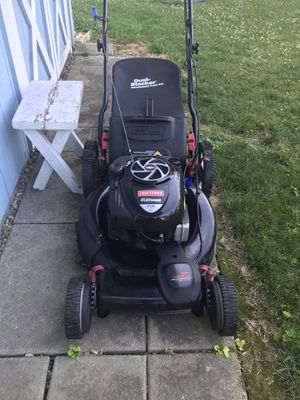 Craftsman self propelled mower for Sale in Hilliard, OH