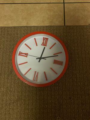 Quartz clock for Sale in Chino Hills, CA