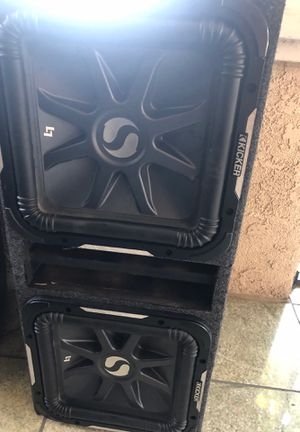 Kickers L7s with the box for Sale in Hayward, CA