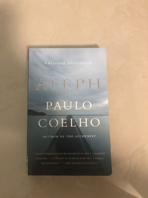 Aleph book (Paulo Coelho) for Sale in Margate, FL