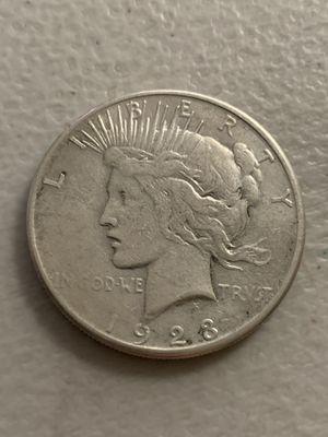 ...1923-S...Silver Peace Dollar for Sale in San Jose, CA