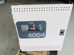 Nice Simplex 4004 Fire Alarm Control Panel W/ Cover L@@K for Sale in Everett, WA