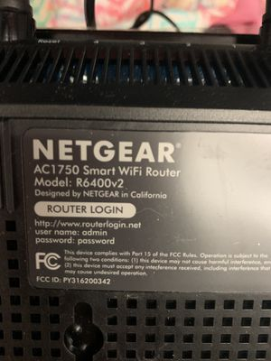 Netgear Router for Sale in Sacramento, CA