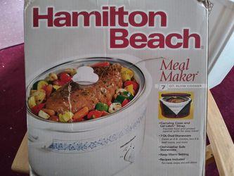 *NEW*Hamilton Beach Crock Pot for Sale in Philadelphia,  PA