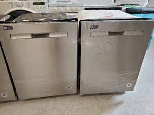 Maytag dishwasher new with 6 month's warranty for Sale in Mount Rainier, MD