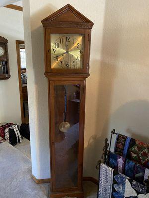 Antique grandfather clock for Sale in Los Alamitos, CA