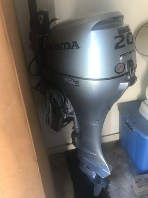 Honda outboard motor for Sale in North East, MD