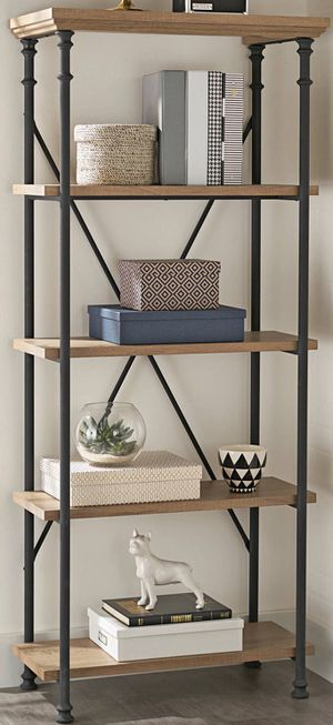 New!! 5 Shelf Unit, Bookcase,Furniture,Storage Unit, Organizer, for Sale in Phoenix, AZ