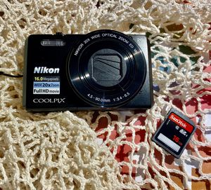 Nikon Coolpix s7000 for Sale in Hurst, TX