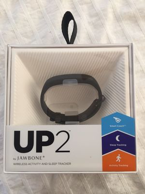 UP 2 Jawbone Fitness Tracker (never used) for Sale in Ashburn, VA