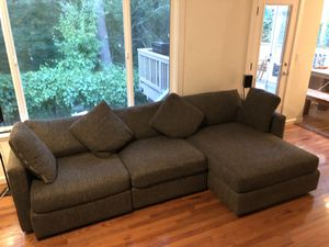 Sectional couch for SALE!! $800 for Sale in Issaquah, WA