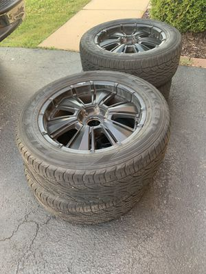 Chevy,gmc 6 lug 20 for Sale in Carpentersville, IL