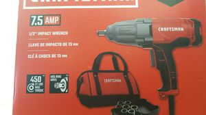 Craftsman impact wrench for Sale in Haines City, FL