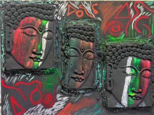 3 face Buddha 3D for Sale in Washington, DC