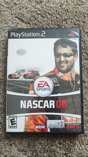 Nascar ps2 game for Sale in Tuscola, TX