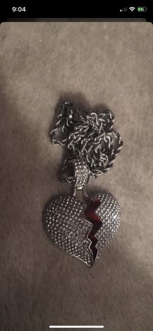 Heart necklace for Sale in Rocky Mount, NC