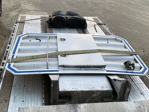 Flatbed equipment /everything 2500 obo open to trades for Sale in Obetz, OH