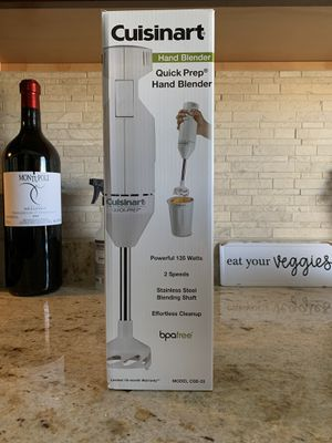 Ice bucket and hand blender for Sale in Carrollton, TX