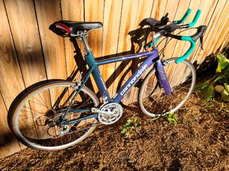 Chameleon Painted Bike - Cannondale caad 4 aero multisport 800 for Sale in Lake Oswego,  OR