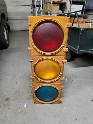 Real Retired Working Traffic Light / Stop Light for Sale in San Antonio, TX