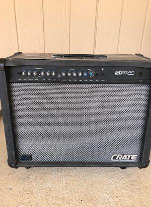 CRATE dual speaker amp for Sale in Buckeye, AZ