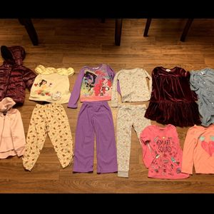Little Girls Clothes Size 4. Bundle $15 for Sale in Fort Worth, TX