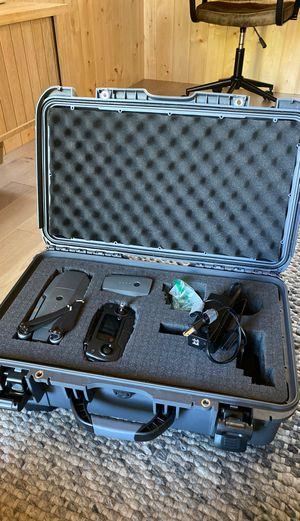 DJI Mavic Pro with Pelican Case for Sale in Edmonds, WA