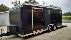 Clean Trailer Haul mark Edge 8.5x20 ..Car HaulerLike New for Sale in Philadelphia, PA