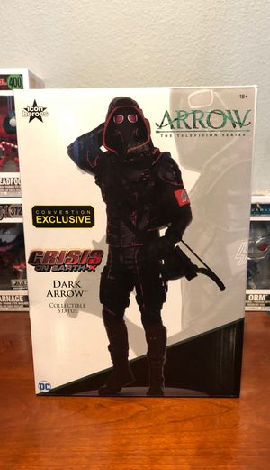 Dark Arrow - Limited Edition Statue (The Arrow/Green Arrow TV Series) for Sale in Alafaya, FL