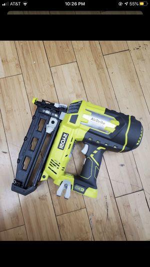 Finish nail gun for Sale in Swampscott, MA