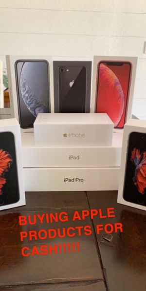 IPHONE 8 PLUS X XR XS MAX for Sale in Scottsdale, AZ